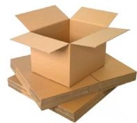 Postage Box - Strong Double Wall Royal Mail Medium Parcel Size 560x410x455mm 5Pack